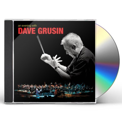 Dave Grusin AN EVENING WITH CD