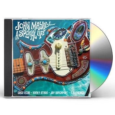 John Mayall SPECIAL LIFE CD