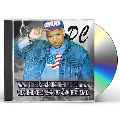D C WEATHER THE STORM CD