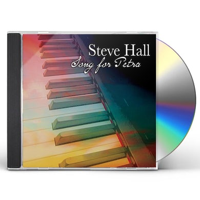 Steve Hall SONG FOR PETRA CD