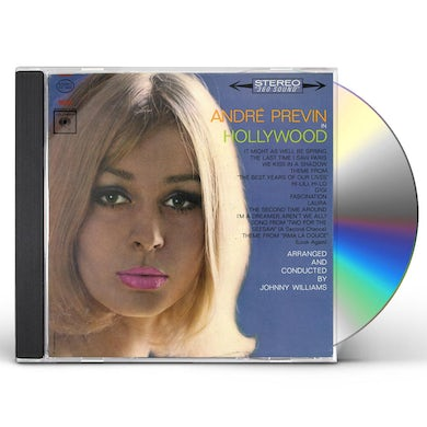ANDRE PREVIN IN HOLLYWOOD CD