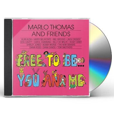 Marlo Thomas FREE TO BE: YOU & ME CD