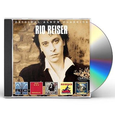 Rio Reiser ORIGINAL ALBUM CLASSICS CD