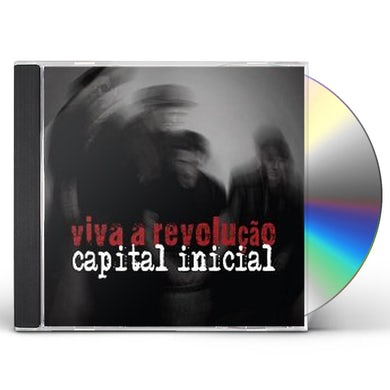 Capital Inicial VIVA A REVOLUCAO CD
