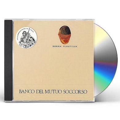 Banco Del Mutuo Soccorso DONNA PLAUTILLA CD