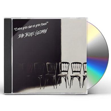 Jean-Jacques Goldman ENTRE GRIS CLAIR ET GRIS FONCE CD