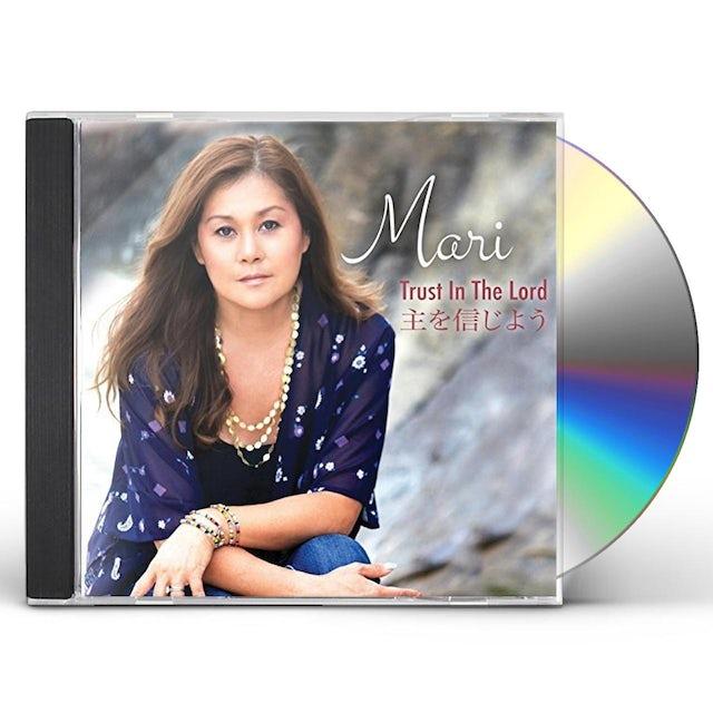 Mari TRUST IN THE LORD CD