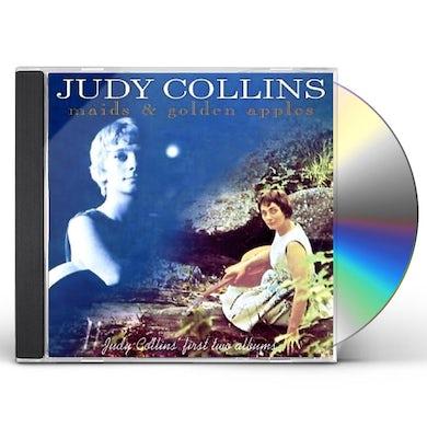 Judy Collins Maids & Golden Apples CD