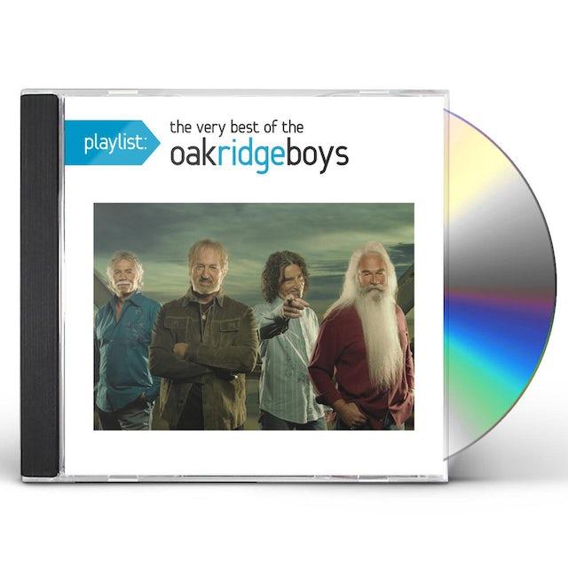 PLAYLIST: THE VERY BEST OF OAK RIDGE BOYS CD