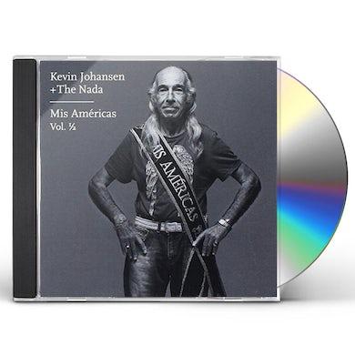 MIS AMERICAS CD