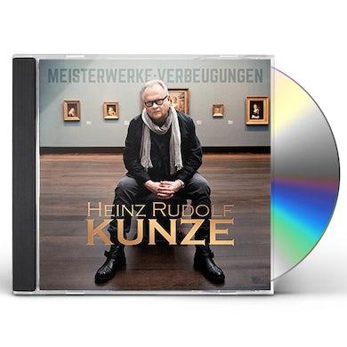 MEISTERWERKE: VERBEUGUNGEN CD