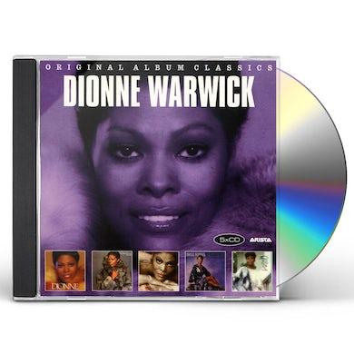 Dionne Warwick ORIGINAL ALBUM CLASSICS CD