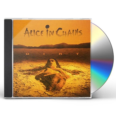 Alice In Chains DIRT (GOLD SERIES) CD