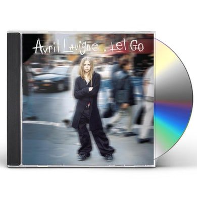 Avril Lavigne LET GO (GOLD SERIES) CD