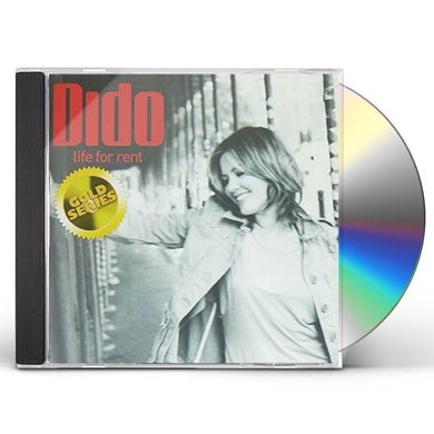 Dido LIFE FOR RENT (GOLD SERIES) CD