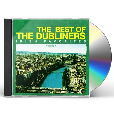 BEST OF THE DUBLINERS: IRISH FAVORITES CD
