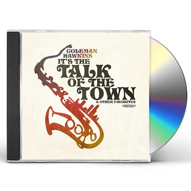 Coleman Hawkins IT'S THE TALK OF THE TOWN & OTHER FAVORITES CD