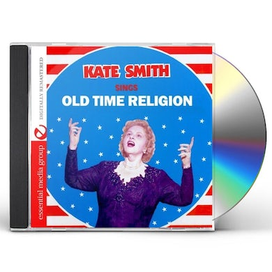 SINGS OLD TIME RELIGION CD