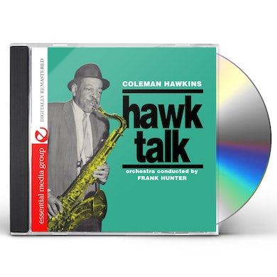 Coleman Hawkins HAWK TALK CD