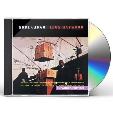 Leon Haywood SOUL CARGO CD