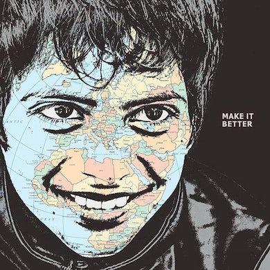 MAKE IT BETTER (BLUE SPLATTER VINYL) Vinyl Record