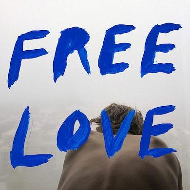 Sylvan Esso FREE LOVE (SKY BLUE VINYL) (I) Vinyl Record