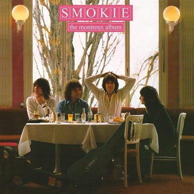 Smokie MONTRUX ALBUM (EXPANDED) (2LP/180G/SOLID PINK VINYL) Vinyl Record