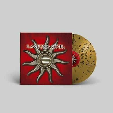 Lacuna Coil UNLEASHED MEMORIES (GOLD/BLACK SPLATTER VINYL) Vinyl Record