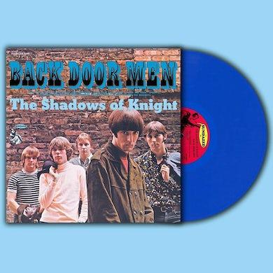 BACK DOOR MEN (BLUE VINYL) Vinyl Record