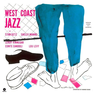 Stan Getz WEST COAST JAZZ Vinyl Record