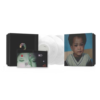 Xxxtentacion ? - Limited Edition Deluxe 3LP Vinyl Box Set