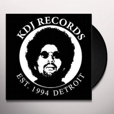 Moodymann SINNER Vinyl Record