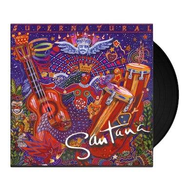 Santana SUPERNATURAL Vinyl Record