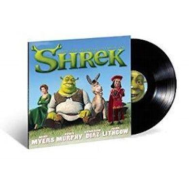 Shrek - Music From Original Motion Picture / Ost SHREK - MUSIC FROM ORIGINAL MOTION PICTURE / Original Soundtrack Vinyl Record