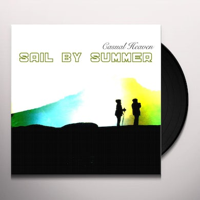 Sail By Summer CASUAL HEAVEN Vinyl Record