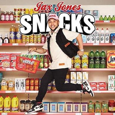 Jax Jones SNACKS (2 LP) Vinyl Record