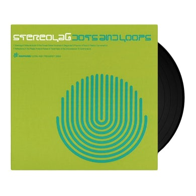 Stereolab DOTS & LOOPS (Extended Edition 2019 Vinyl Reissue)