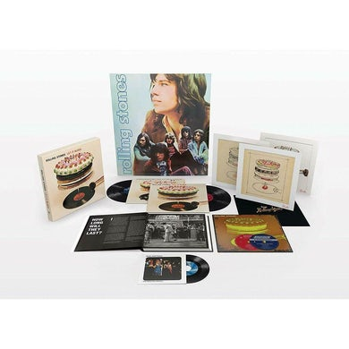 The Rolling Stones LET IT BLEED (50TH ANNIVERSARY EDITION DELUXE VINYL BOX SET)