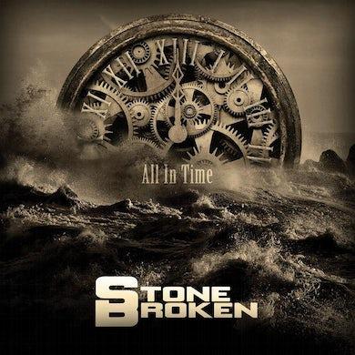 Stone Broken ALL IN TIME Vinyl Record