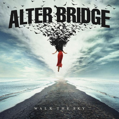 Alter Bridge WALK THE SKY Vinyl Record (Color Exclusive - Blue Vinyl)