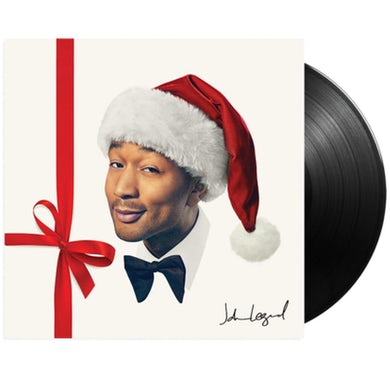 John Legend LEGENDARY CHRISTMAS: DELUXE EDITION Vinyl Record