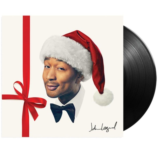 John Legend LEGENDARY CHRISTMAS: DELUXE EDITION Vinyl Record