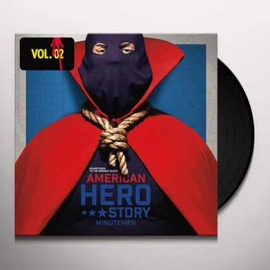 WATCHMEN: VOLUME 2 (MUSIC FROM THE HBO SERIES) Vinyl Record
