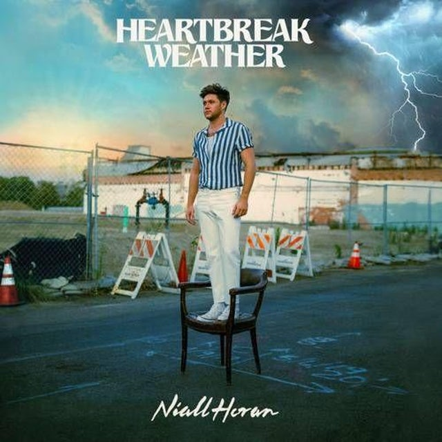 Niall Horan HEARTBREAK WEATHER CD