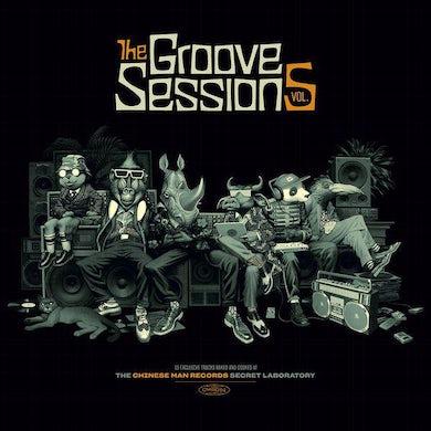 GROOVE SESSIONS V.5 Vinyl Record