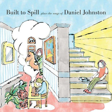 BUILT TO SPILL PLAYS Vinyl Record