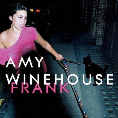 Amy Winehouse FRANK Vinyl Record