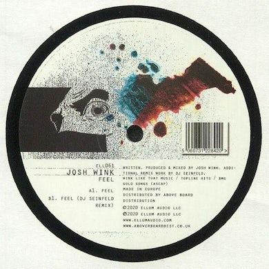 Josh Wink FEEL Vinyl Record