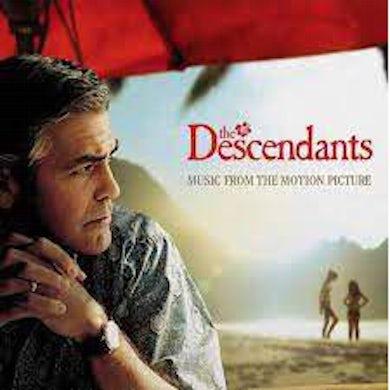 Descendants / O.S.T. DESCENDANTS / Original Soundtrack Vinyl Record