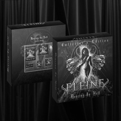 DANCING IN HELL (BLACK & WHITE COVER) - BOX SET Vinyl Record